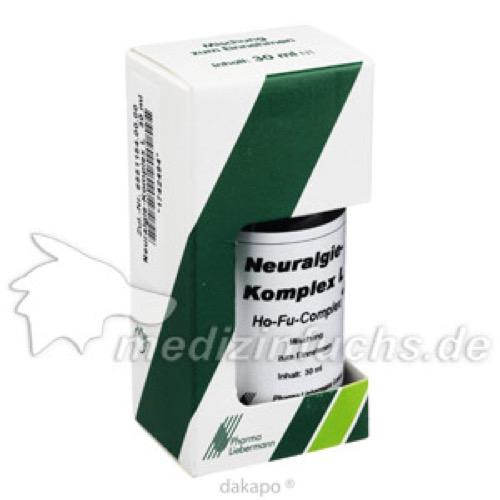 Neuralgie-Komplex L Ho-Fu-Complex, 30 ML, Pharma Liebermann GmbH