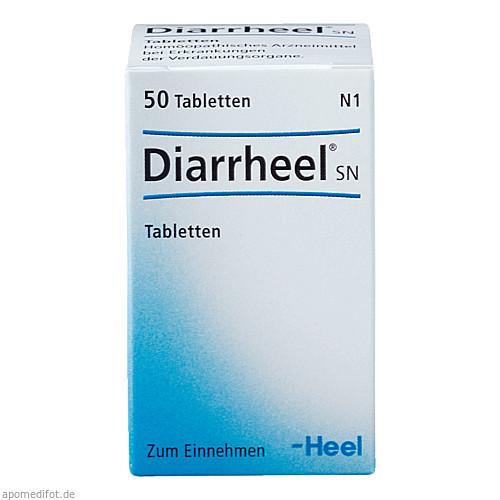 Diarrheel SN, 50 ST, Biologische Heilmittel Heel GmbH