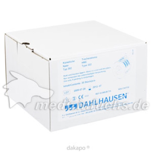 Künstliche Nasen m. Überdruckventil, 30 ST, P.J.Dahlhausen & Co. GmbH