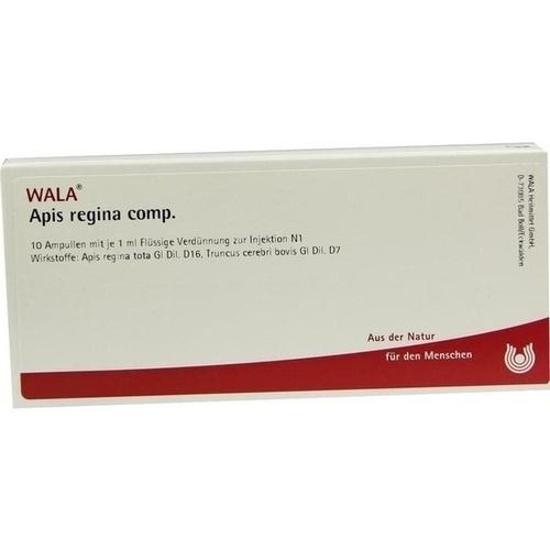 APIS REGINA COMP, 10X1 ML, Wala Heilmittel GmbH