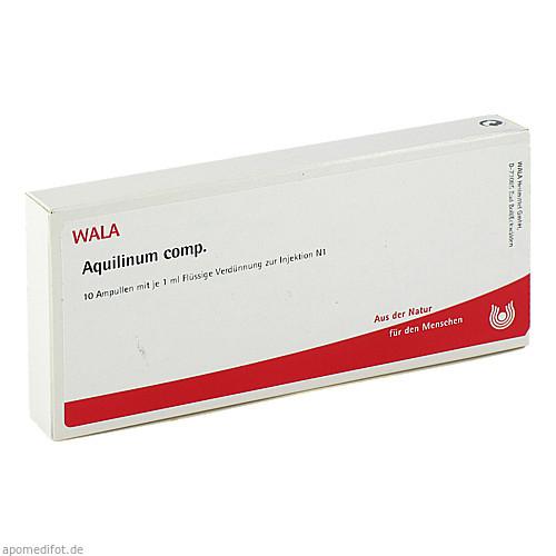 AQUILINUM COMP, 10X1 ML, Wala Heilmittel GmbH