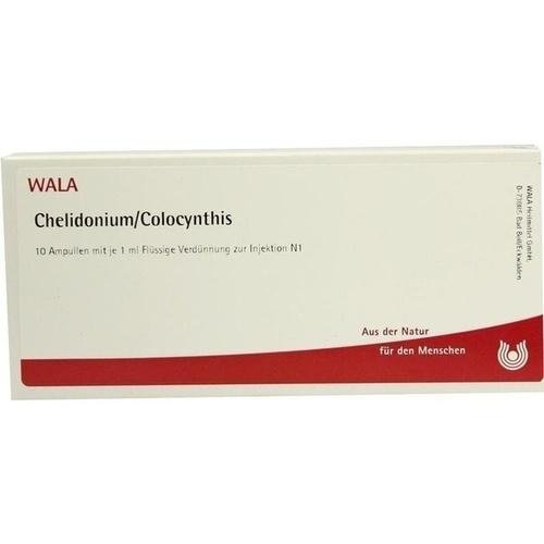 CHELIDONIUM/COLOCYNTHIS, 10X1 ML, Wala Heilmittel GmbH
