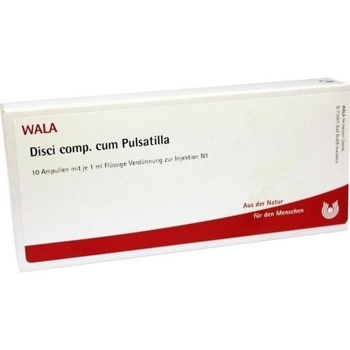 DISCI CP C PULSATILLA, 10X1 ML, Wala Heilmittel GmbH