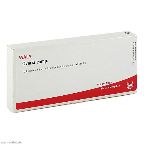 OVARIA COMP, 10X1 ML, Wala Heilmittel GmbH