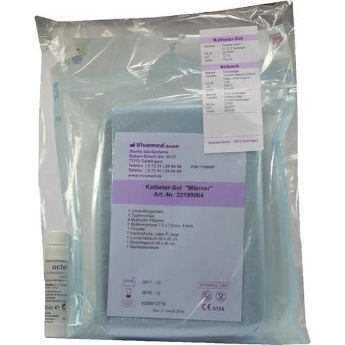 Katheter Set M, 1 ST, Vivomed GmbH