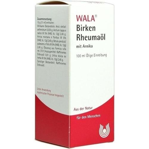 BIRKEN-RHEUMAOEL M ARNIKA, 100 ML, Wala Heilmittel GmbH