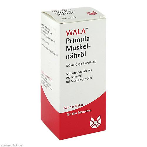 PRIMULA-MUSKELNAEHROEL, 100 ML, Wala Heilmittel GmbH