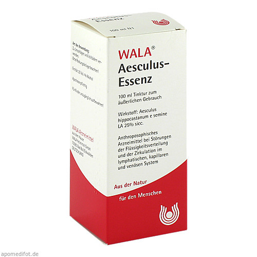 AESCULUS-ESSENZ, 100 ML, Wala Heilmittel GmbH