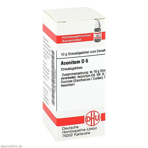 ACONITUM D 6, 10 G, Dhu-Arzneimittel GmbH & Co. KG
