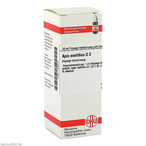 APIS MELLIFICA D 3, 20 ML, Dhu-Arzneimittel GmbH & Co. KG
