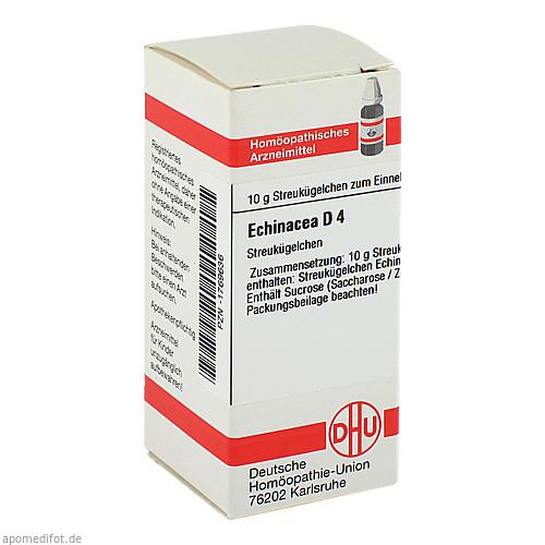 Echinacea (HAB) D 4, 10 G, Dhu-Arzneimittel GmbH & Co. KG