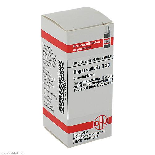 HEPAR SULF D30, 10 G, Dhu-Arzneimittel GmbH & Co. KG