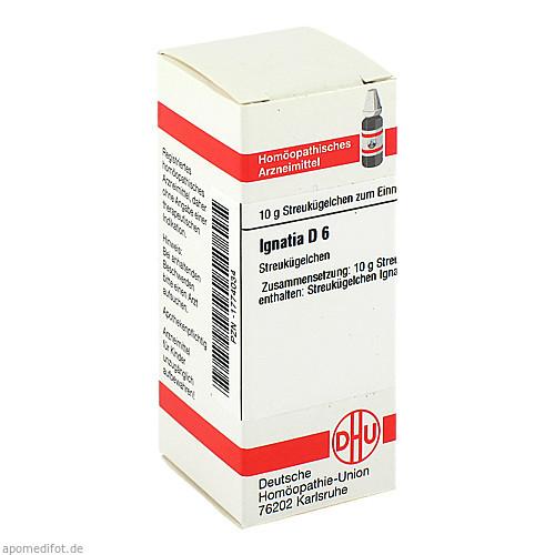 IGNATIA D 6, 10 G, Dhu-Arzneimittel GmbH & Co. KG