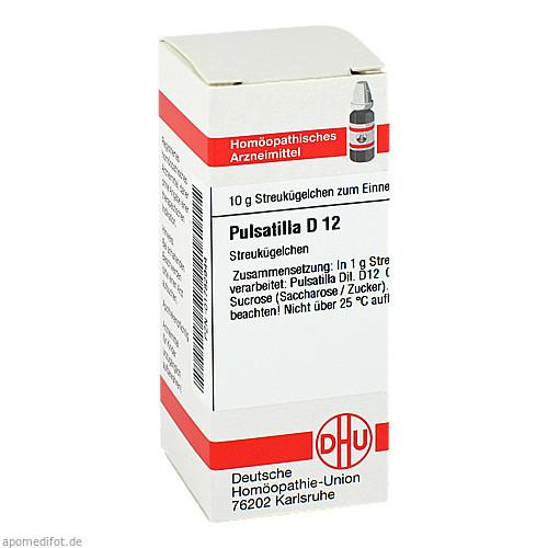 PULSATILLA D12, 10 G, Dhu-Arzneimittel GmbH & Co. KG