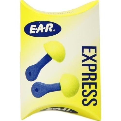 EAR EXPRESS OHNE BAND GEHÖRSCHUTZSTÖPSEL, 2 ST, Axisis GmbH