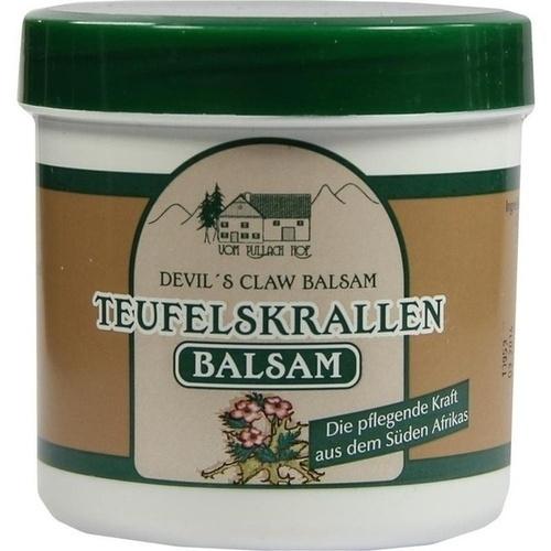 Teufelskrallen Balsam, 250 ML, Axisis GmbH