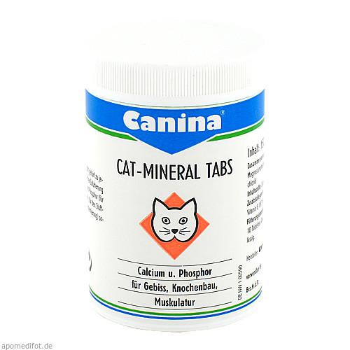 CAT MINERAL Tabs vet, 150 ST, Canina Pharma GmbH