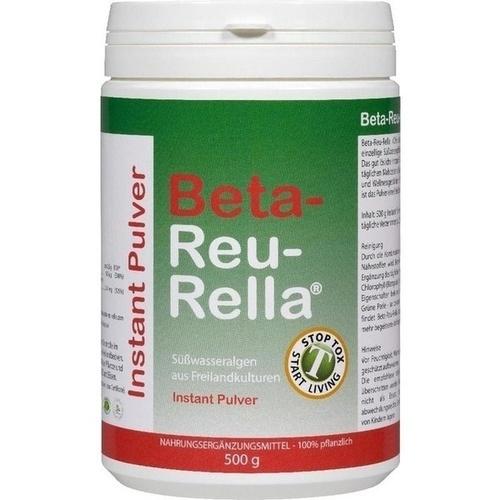 Beta-Reu-Rella Süsswasseralgen, 500 G, Wierich Vertriebs GmbH