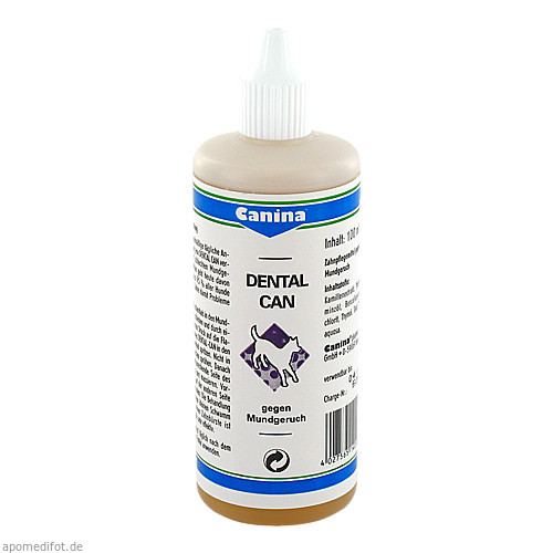 DENTAL CAN vet, 100 ML, Canina Pharma GmbH