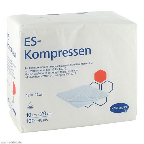 ES-KOMPR UNST 10X20 12F, 100 ST, Paul Hartmann AG