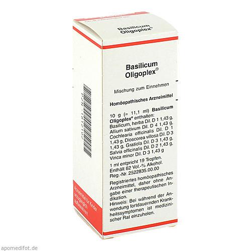 Basilicum Oligoplex, 50 ML, Meda Pharma GmbH & Co. KG