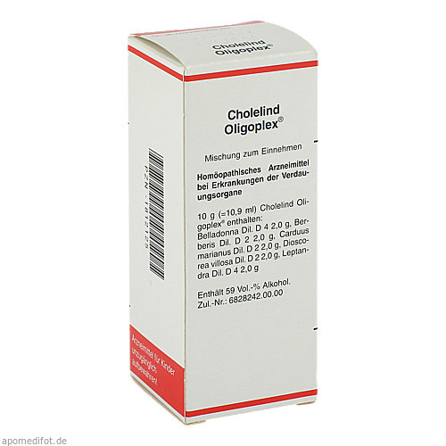 Cholelind Oligoplex, 50 ML, MEDA Pharma GmbH & Co.KG