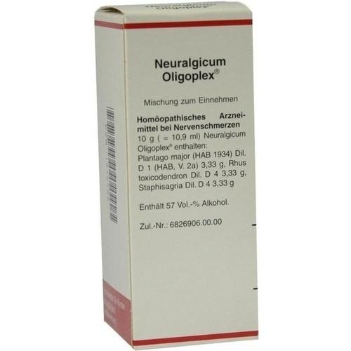 Neuralgicum Oligoplex, 50 ML, MEDA Pharma GmbH & Co.KG