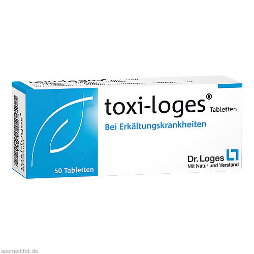 toxi-Loges, 50 ST, Dr. Loges + Co. GmbH