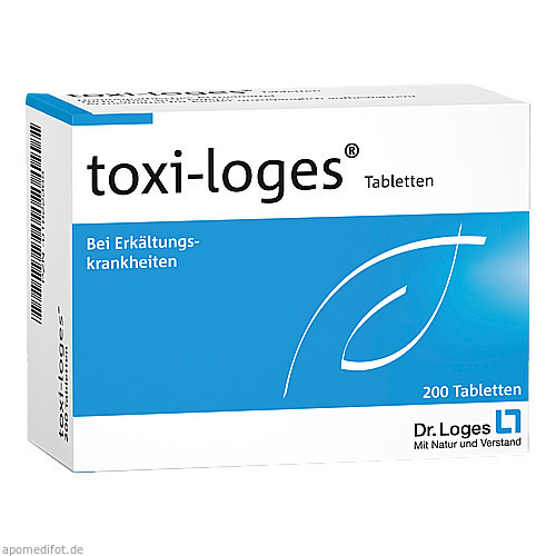 toxi-Loges, 200 ST, Dr. Loges + Co. GmbH