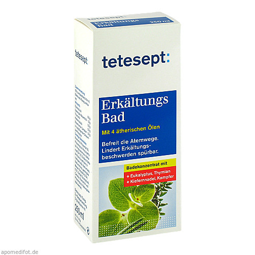 tetesept Erkältungs Bad, 250 ML, Merz Consumer Care GmbH