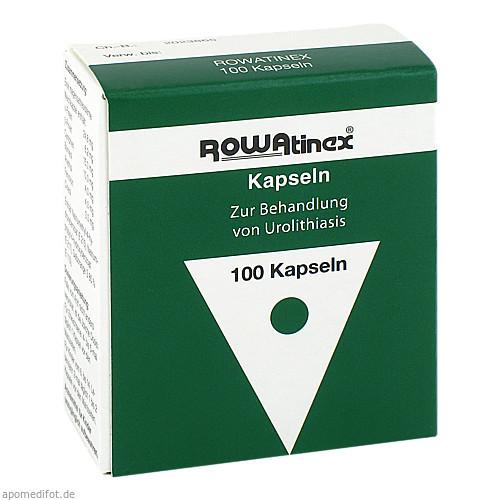 ROWATINEX Weichkapseln, 100 ST, Rowa Wagner GmbH & Co. KG