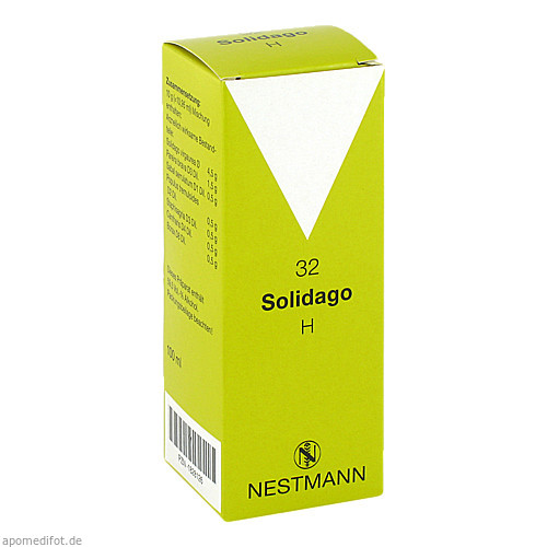 SOLIDAGO H 32, 100 ML, Nestmann Pharma GmbH