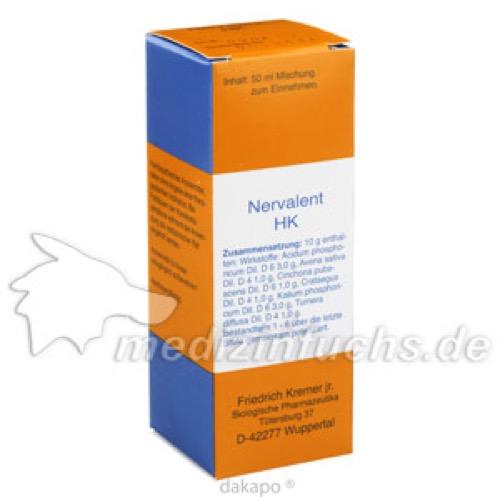 Nervalent-HK, 50 ML, Firma Kremer GmbH & Co. KG
