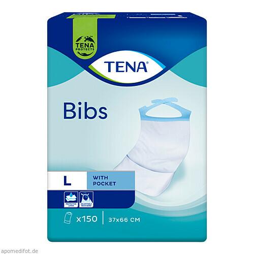 TENA Bib M/L Schutzserviette, 150 ST, Essity Germany GmbH