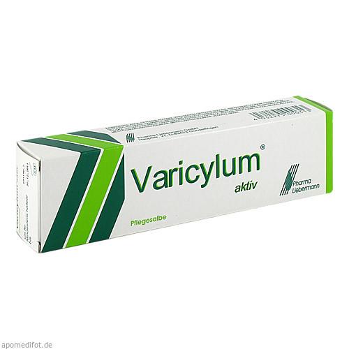 Varicylum aktiv Pflegesalbe, 100 G, Pharma Liebermann GmbH