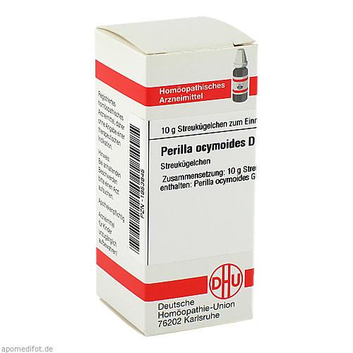 Perilla ocymoides D3, 10 G, Dhu-Arzneimittel GmbH & Co. KG
