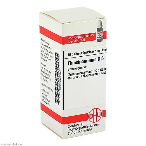 Thiosinaminum D6, 10 G, Dhu-Arzneimittel GmbH & Co. KG