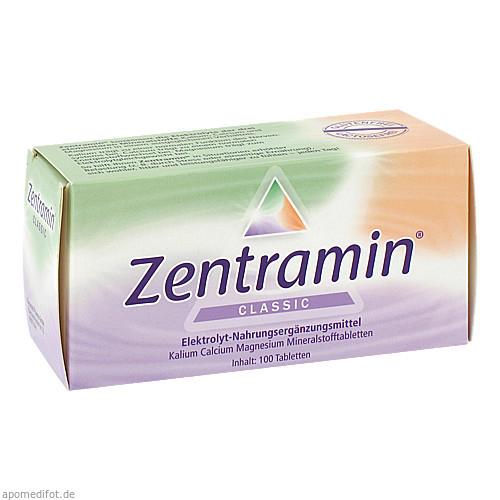 Zentramin classic Tabletten, 100 ST, Recordati Pharma GmbH