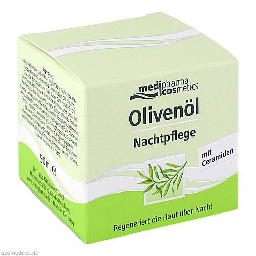 Olivenöl Nachtpflege, 50 ML, Dr. Theiss Naturwaren GmbH