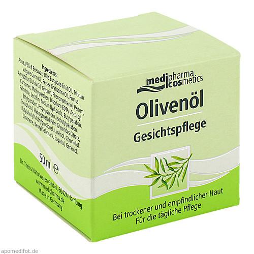 Olivenöl Gesichtspflege, 50 ML, Dr. Theiss Naturwaren GmbH