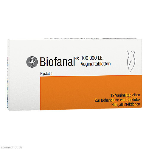 BIOFANAL, 12 ST, Dr. Pfleger Arzneimittel GmbH