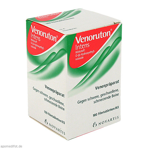VENORUTON INTENS, 100 ST, STADA Consumer Health Deutschland GmbH