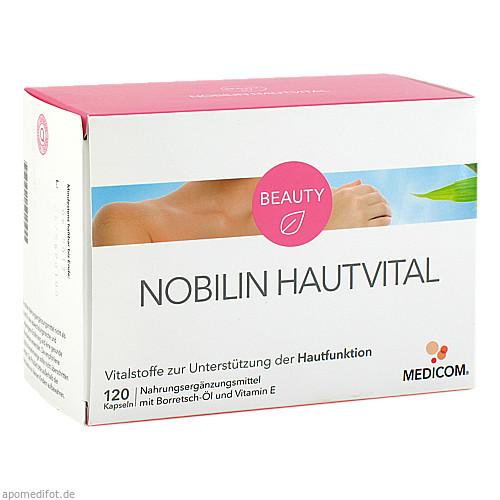 Nobilin Hautvital, 120 ST, Medicom Pharma GmbH