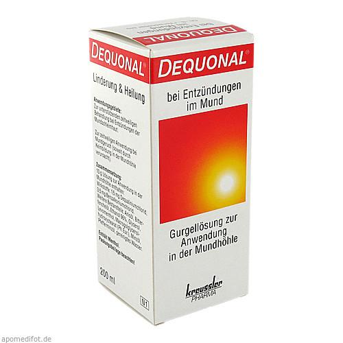DEQUONAL, 200 ML, Chem. Fabrik Kreussler & Co. GmbH