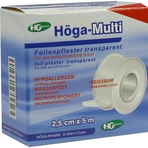 Hoega-Multi 2.5cmx5m, 1 ST, Höga-Pharm G.Höcherl