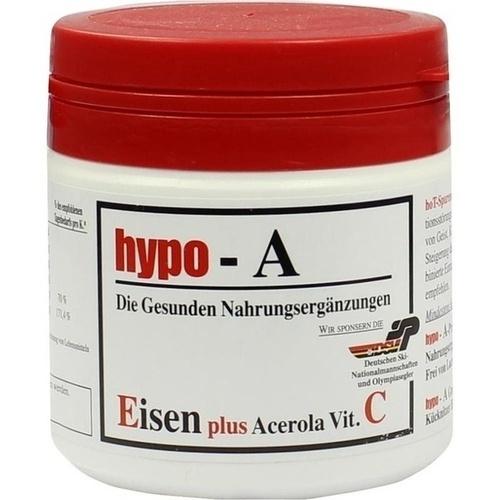 hypo-A Eisen+Acerola Vit C, 120 ST, Hypo-A GmbH