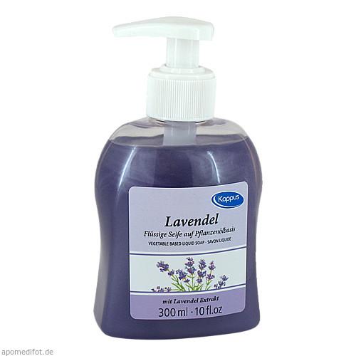 Kappus Lavendel Flüssig-Seife, 300 ML, M. Kappus GmbH & Co. KG