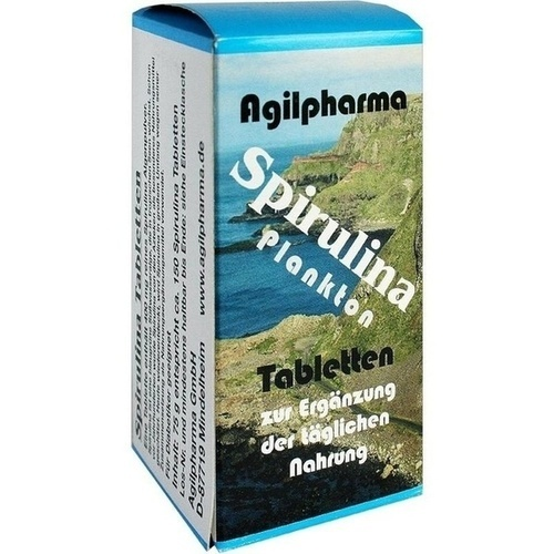 SPIRULINA Tabletten, 150 ST, Allpharm Vertriebs GmbH