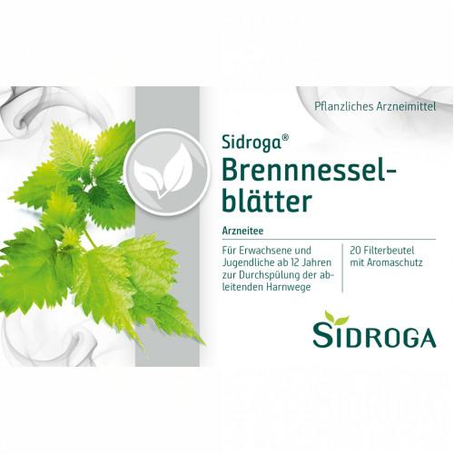 SIDROGA Brennesselblättertee Filterbeutel, 20 ST, Sidroga Gesellschaft für Gesundheitsprod
