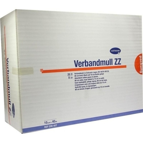 VERBANDMULL ZZ HARTM 40M, 1 ST, Paul Hartmann AG